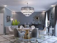 элитная недвижимость в геленджике - фото гостиной